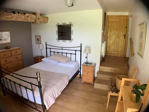 Slaapkamer 4 (annex)