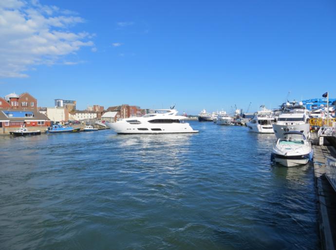 Poole Quay
