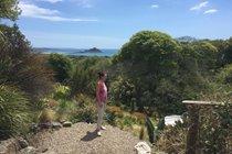 Tremenheere sculpture gardens 2miles away