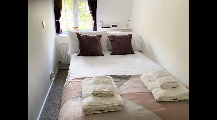 Bedroom 2 - Small Double Bed with comfy new pocket sprung mattress