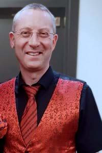 Accompanist Paul Sanderson