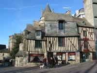 Vitre Old Town