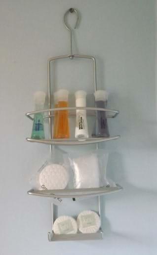 Aromatherapy toiletries