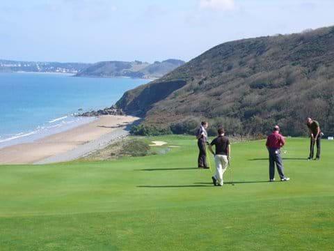 Pléneuf- Val-André Golf Course