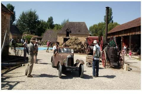 Bournat - A step back in time that the children will love it too