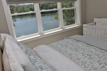 Bedroom 4 First Floor with view of Lake Lure