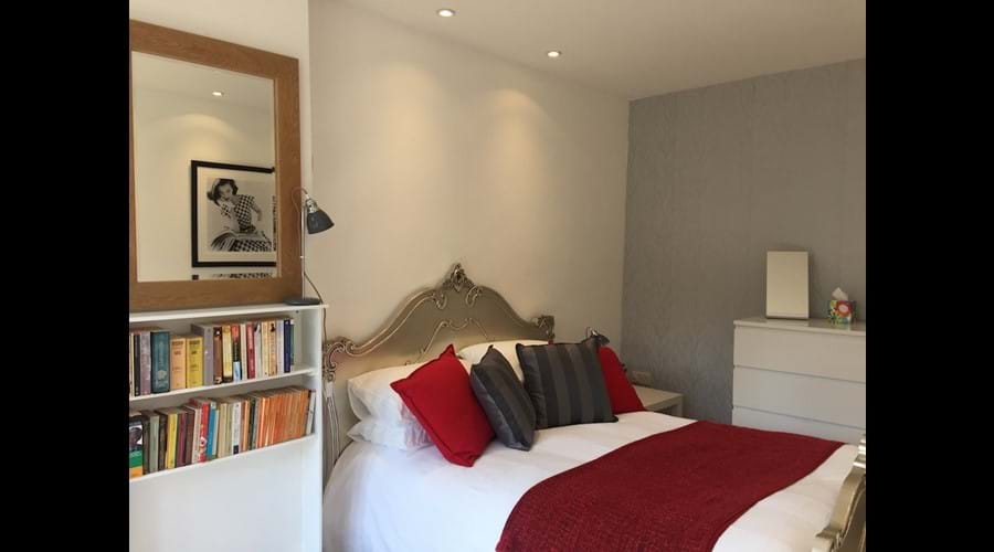 The Shippon double bedroom