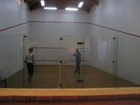 Squash Court for hire