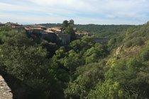 From Montolieu bridge