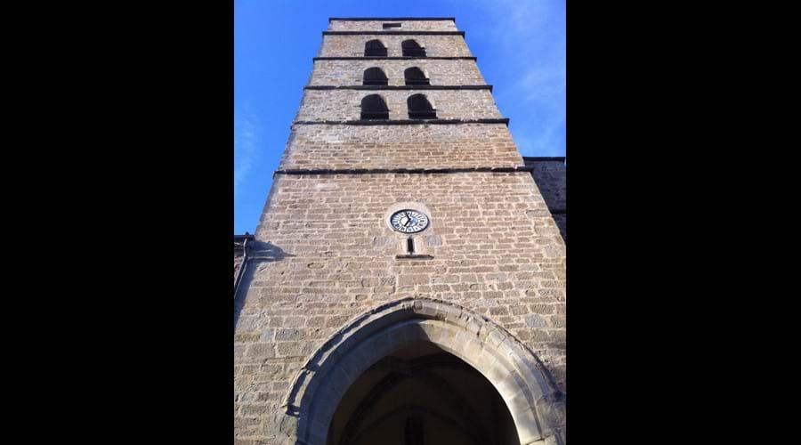 Church of Saint André, Montolieu