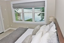 Master bedroom  view of Lake Lure (Bedroom 1)