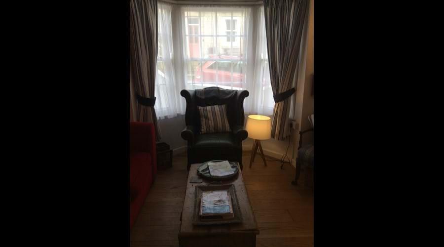 living room- elegant & comfy