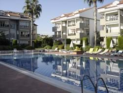 Rental Apartment E5-Citrus Gardens-Pool Facing Penthouse-Sea Views-Side-Turkey