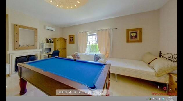 This room can be used as Bed 5 it has a double bed/drawers/wardrobe