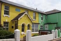 The Little yellow Cottage by the Sea - Sandgate Kent