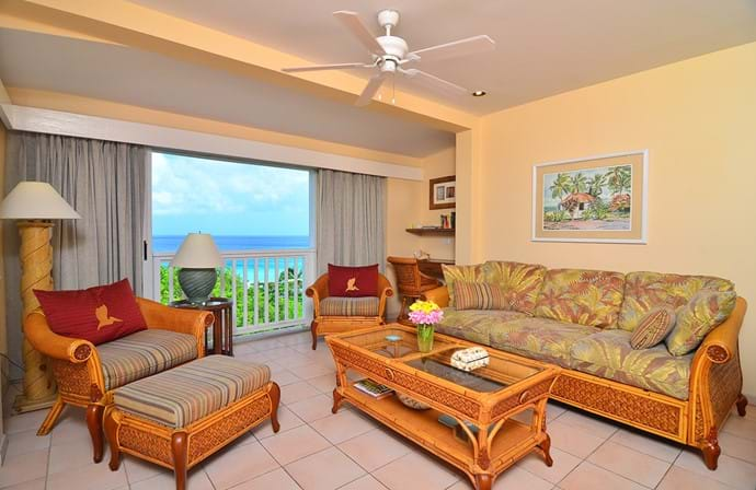 Seabreeze Living area