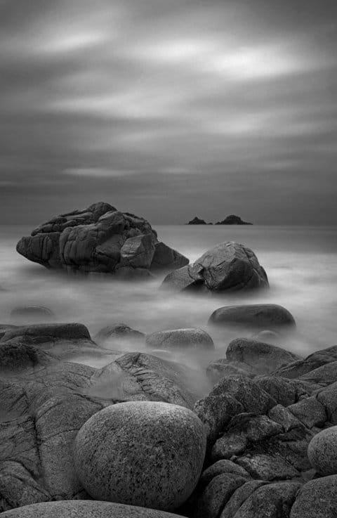 Port Nanven St Just by Jeremy Kewn