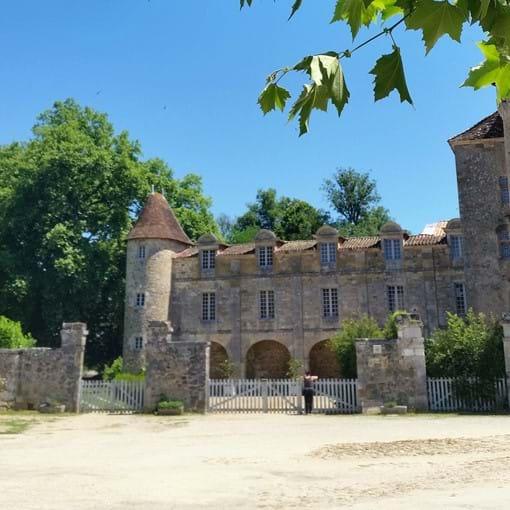 Chateau de la Marthonie, St Jean de Cole