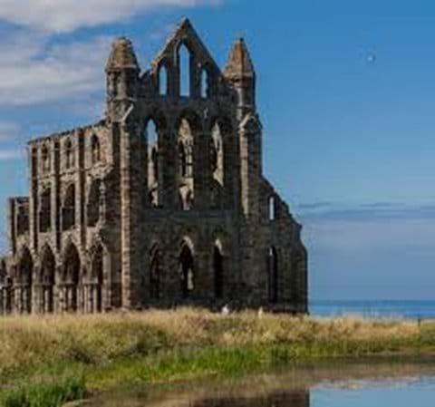 Stunning Whitby Abbey