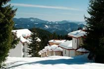 Magnificent Mountain Views from our family ski accommodation