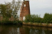 Typical Norfolk Broads View