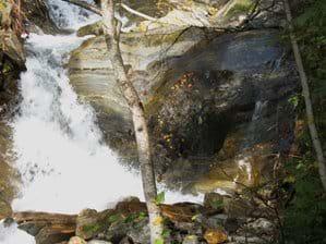 Waterfall Barbarossaschlucht
