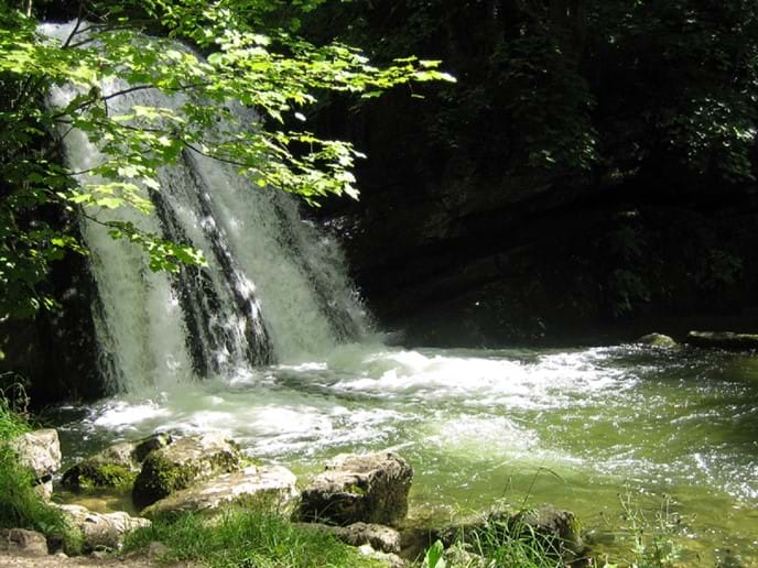Ingleton! Land of award winning waterfalls