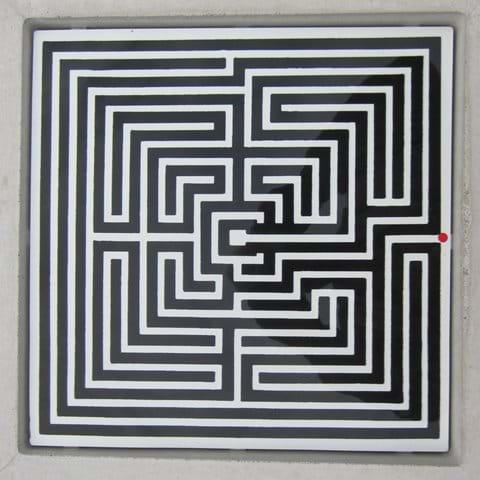 Swan Meadow Finger Maze - 2018