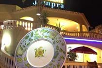 Jompra Restaurant. (10 mins walk from villa)