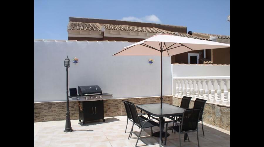 Fantastic BBQ Terrace