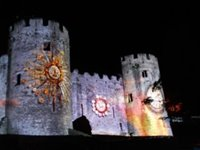 Conwy Food Feast & Digital Art Blinc