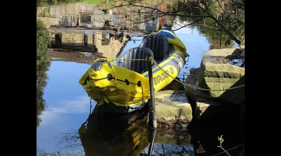 2 person Kayak!