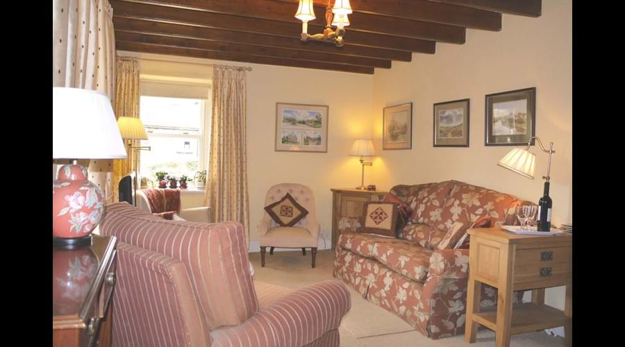 Corner House - Sitting Room