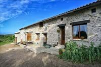 Main bed and breakfast  house at le Puy.Nontron. Dordogne.
