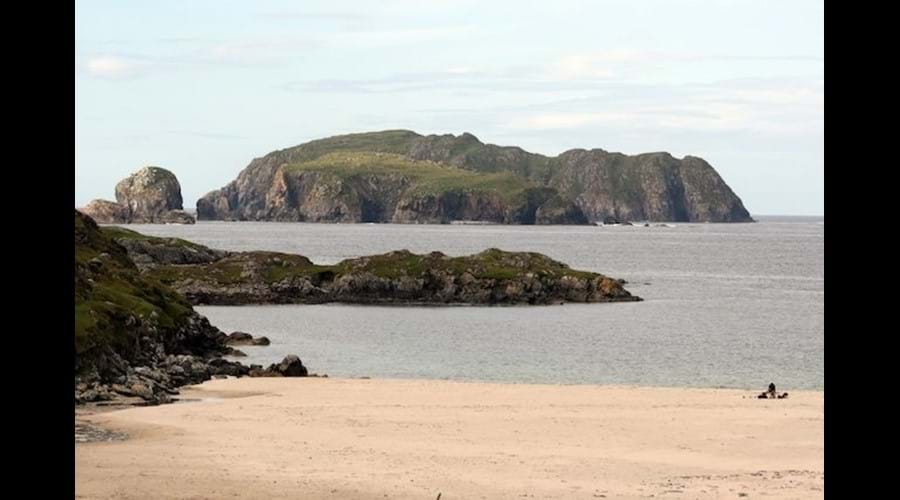 Bosta beach, Bernera