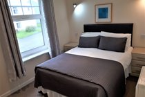 Atlantic Gold Lodge 35. 1st Floor Double Bedroom. Atlantic Reach Gold Lodges. www.newquay-selfcatering.com