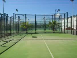 Padle Tennis Courts at Condado Club