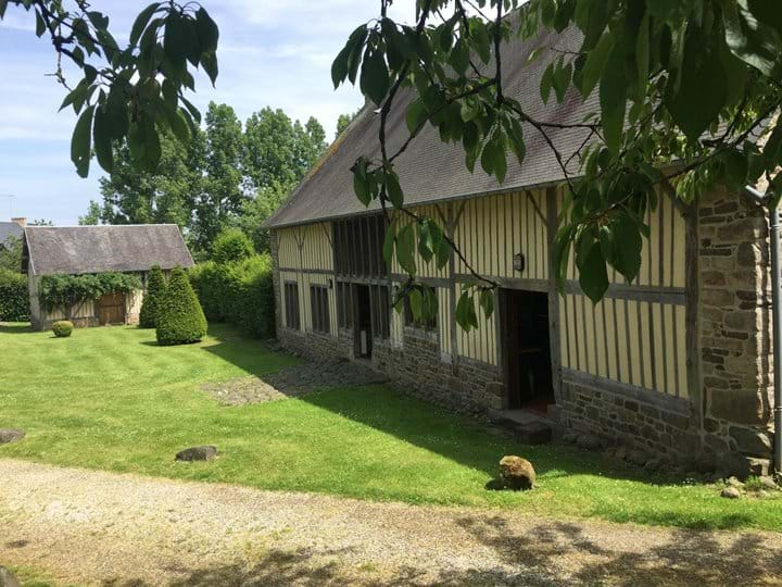 The Barn, Boudet, Normandy, France