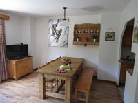 Dining Area and TV unit