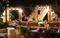 Wimbledon Village pub and garden