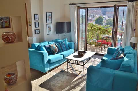 Spacious 2 bedroom duplex apartment on the Mediterranean Complex