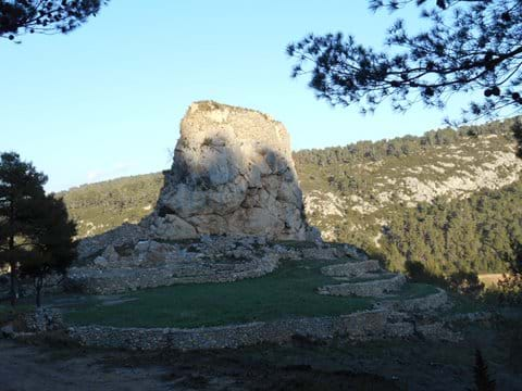 La Tour de Boussecos, Bize-Minervois