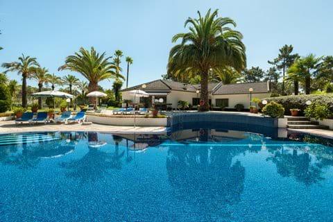 Main House + Swimming Pool