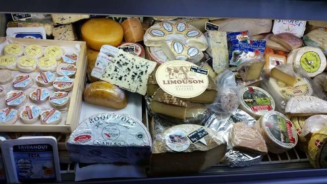 Limosin cheese