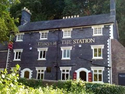 D'arcys at The Station Restaurant - Recommended by 'The Times'