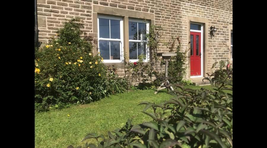 Your front garden
