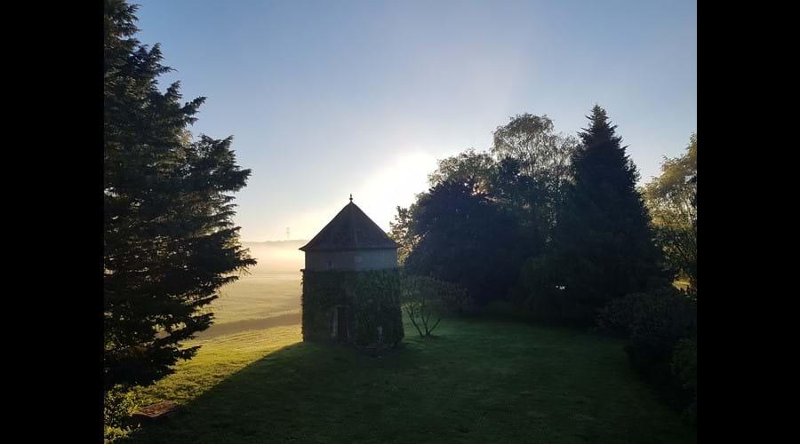 Sunrise at Fonsegre