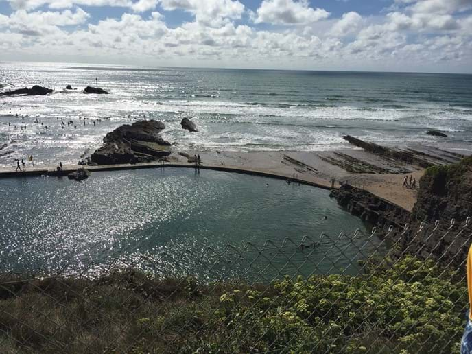 Nearby Bude Sea Pool