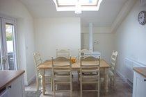 Light & airy kitchen diner
