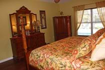 Master Bedroom based downstairs